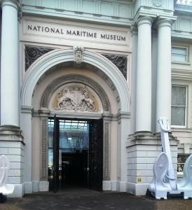 NMM entrance