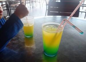 Little 'n' large cocktails