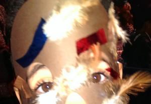 Mushroom's Owl Mask