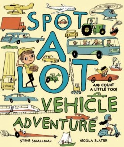Spot A Lot Vehicle Adventure
